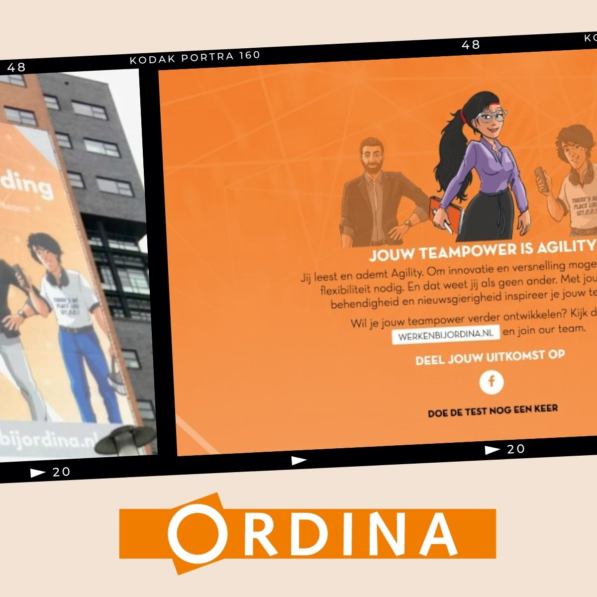 Interim campagnemanager employer branding Ordina